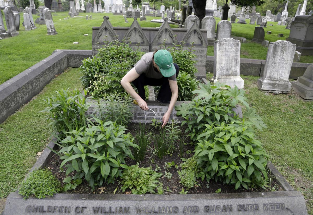 Gardening Graves