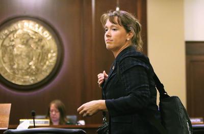 Giddings Ethics Committee hearing