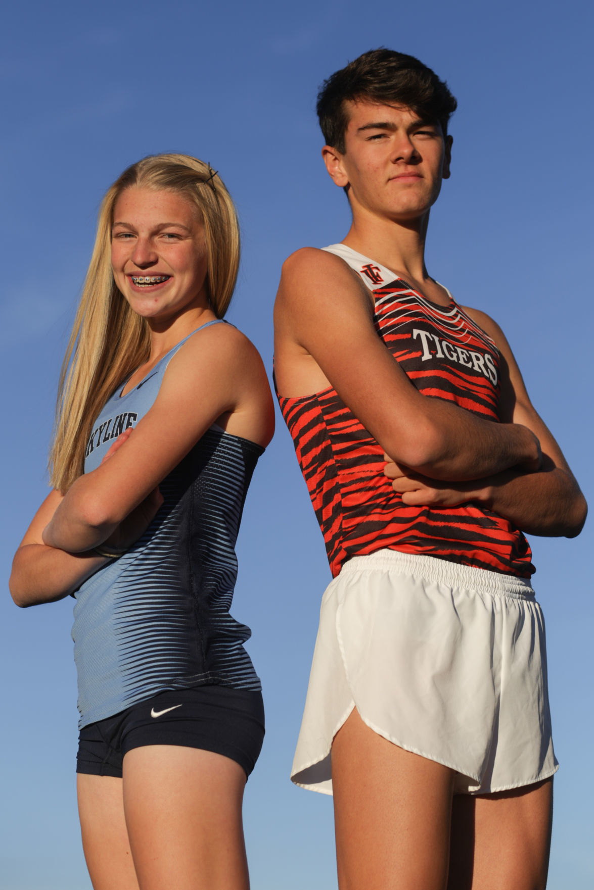 all-area xc runners of the year