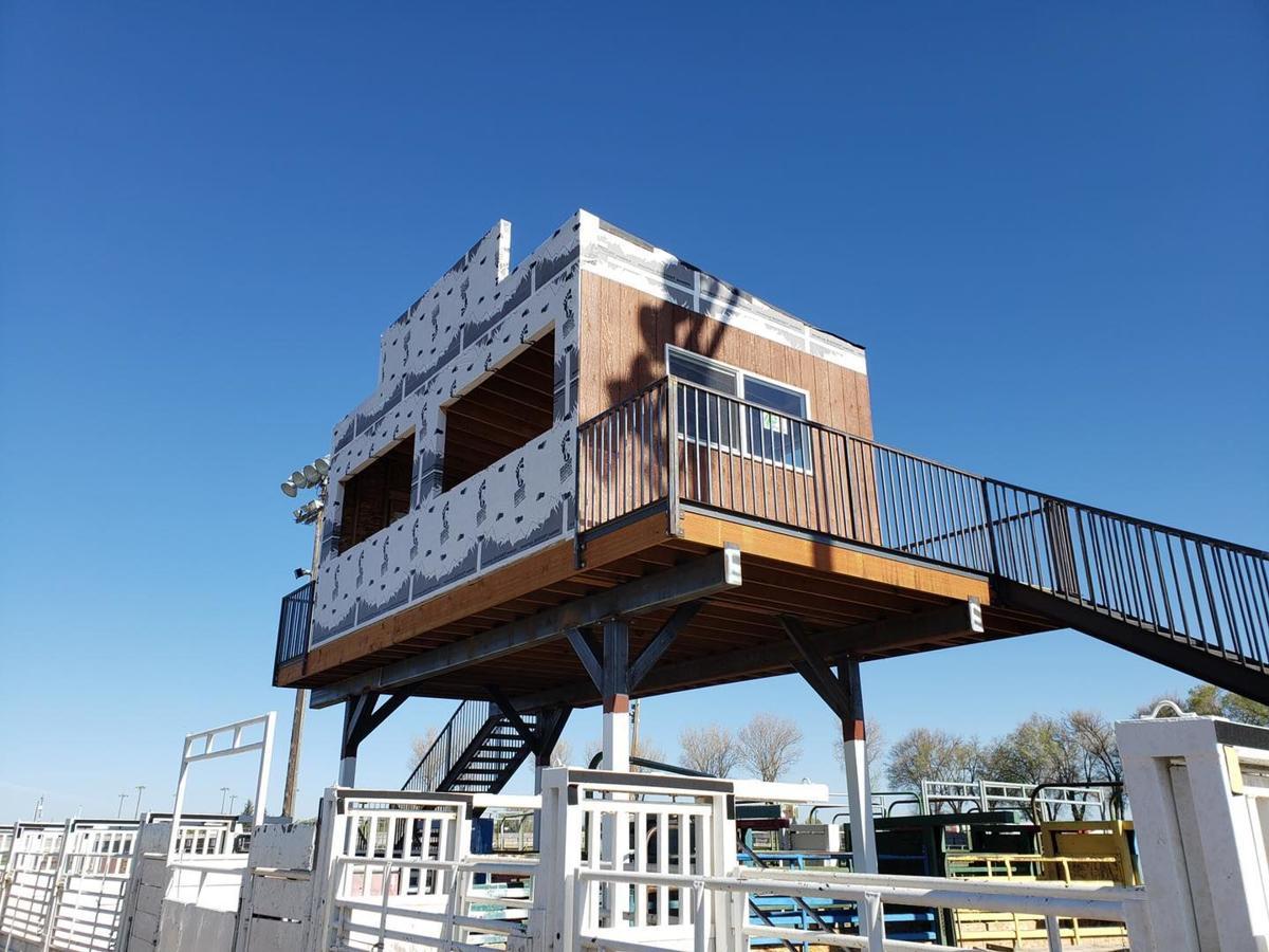 Eastern Idaho State Fairgrounds making upgrades