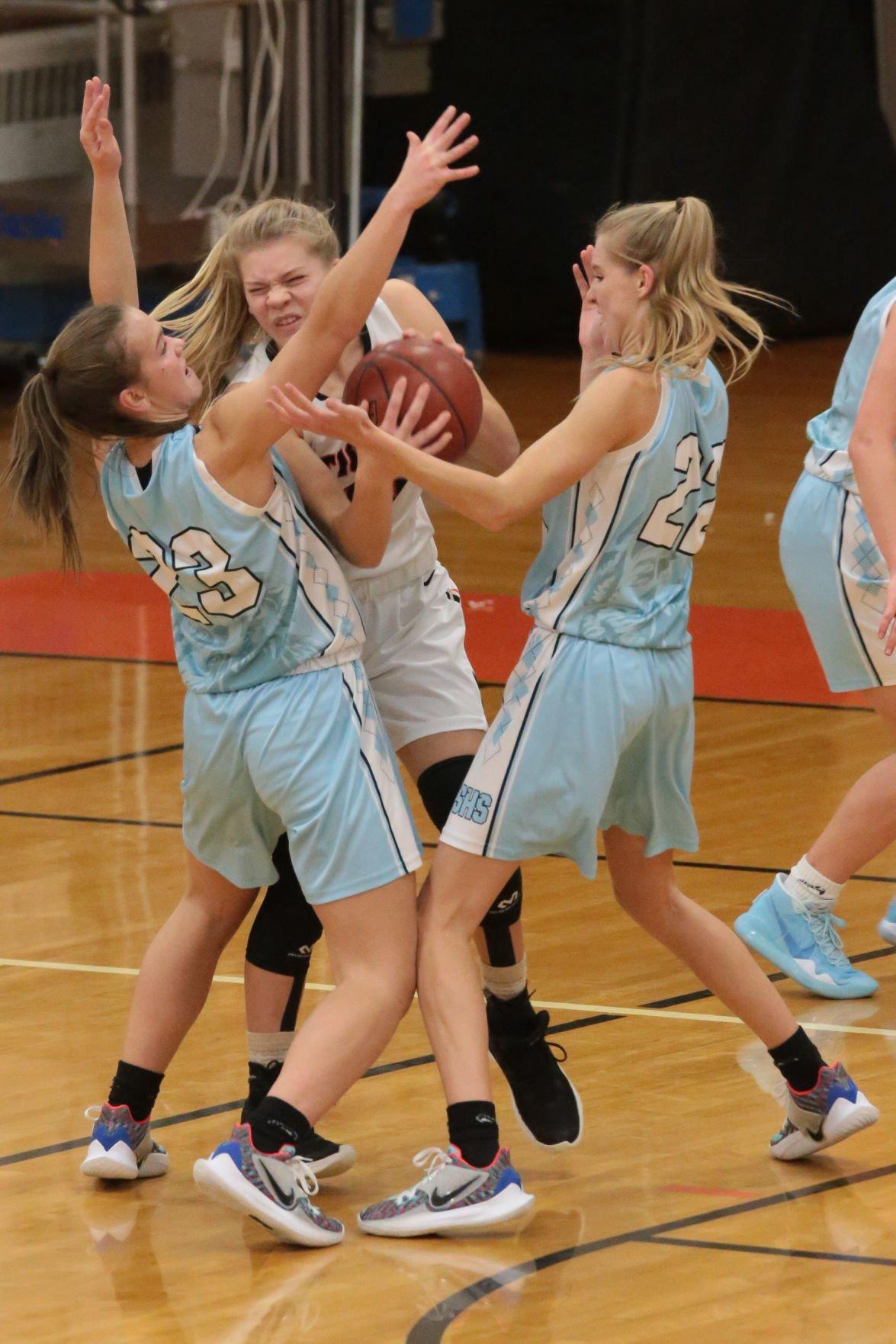Idaho Falls vs Skyline girls basketball