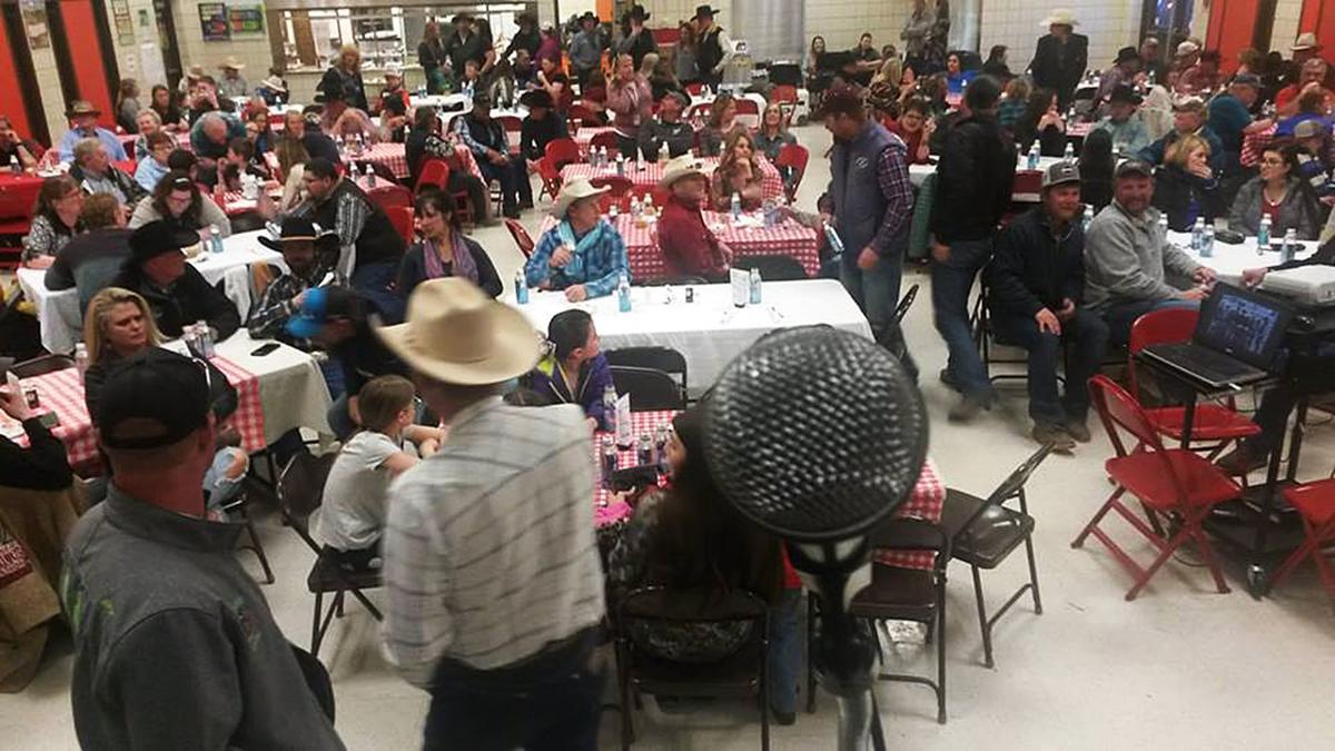 CHS rodeo club raises money