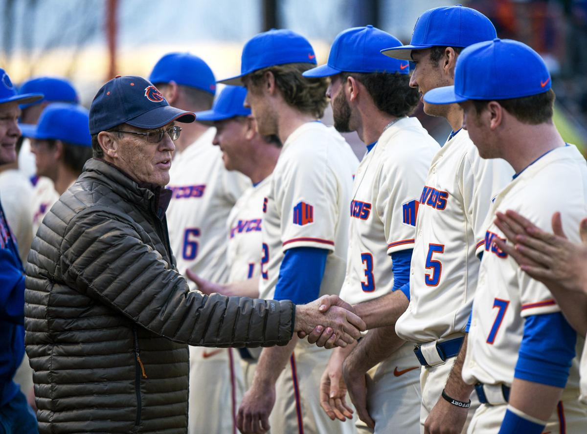 Boise State cuts baseball, swimming and diving programs