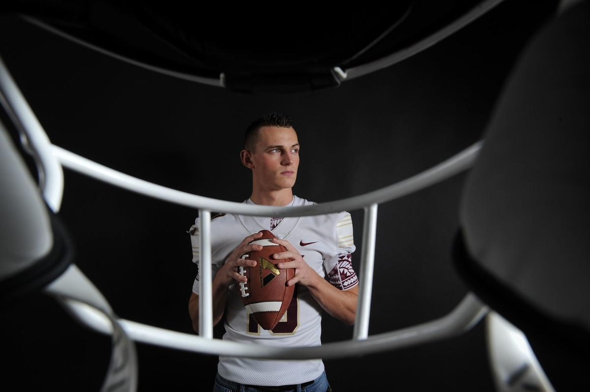 All-Area Football Player of the Year: Keegan Thompson, Rigby