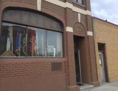 Veterans Building