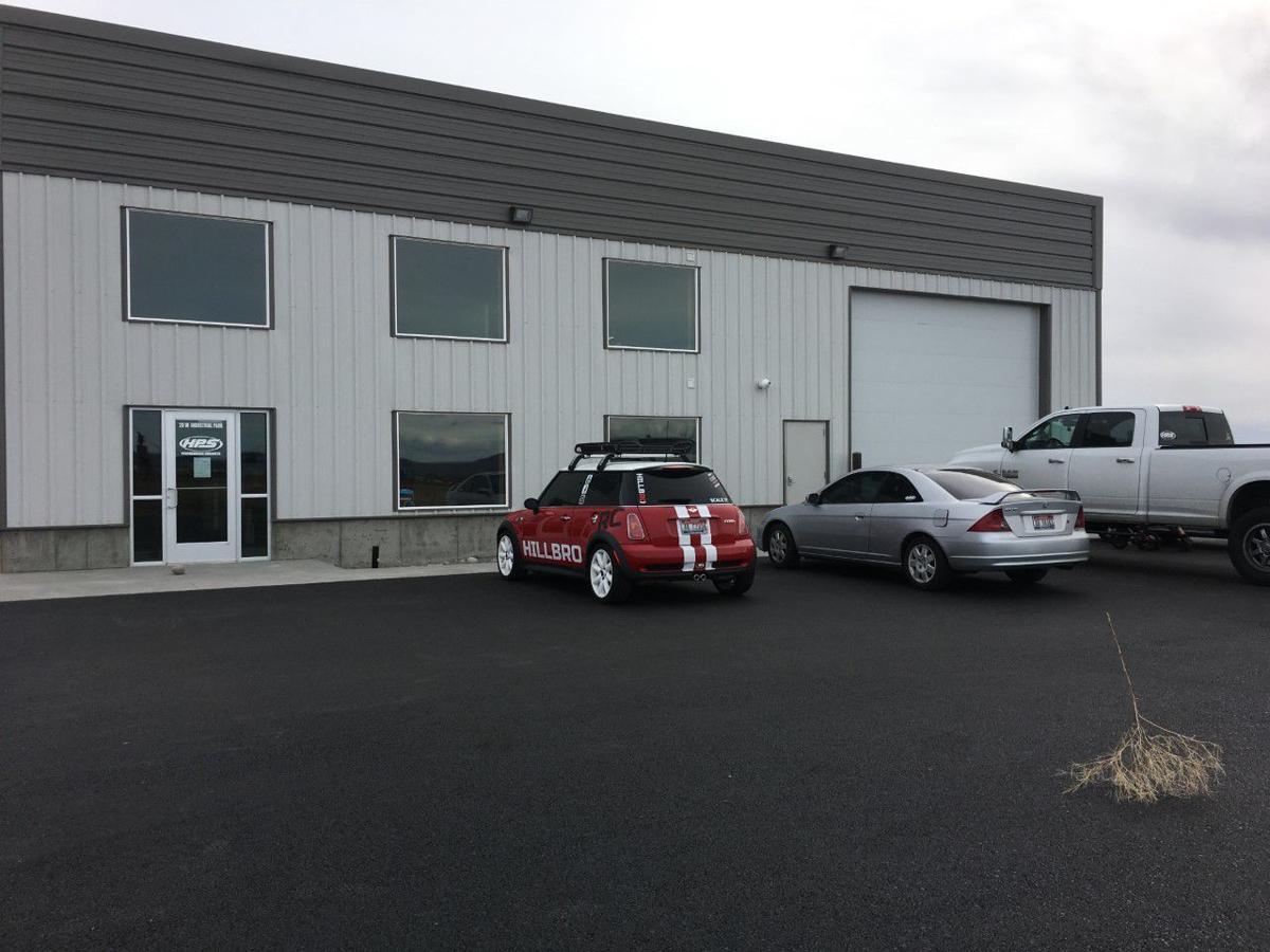 New HPS building