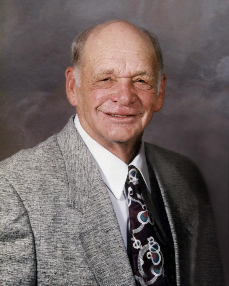 """Gerald Evain """"Pete"""" Peterson"""