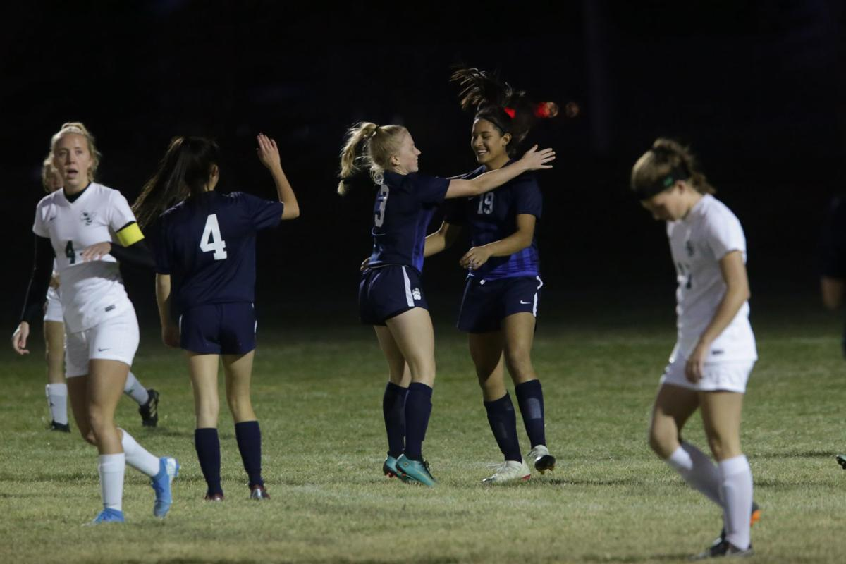 Skyline girls grind out 3-0 win over Bonneville, repeat as 4A District 6 champions