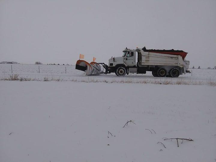 County truck