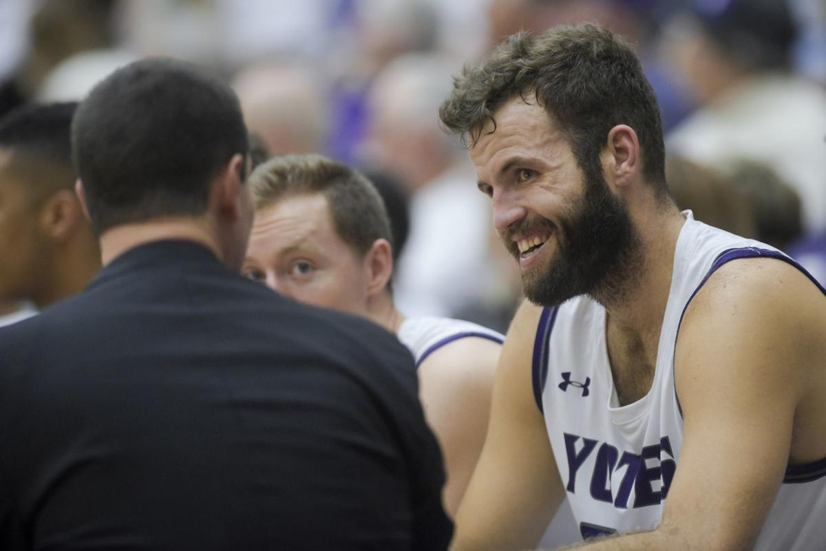 Matt Meyers turning heads for the College of Idaho at the ripe old age of 28