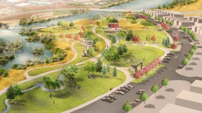 Heritage Park Rendering