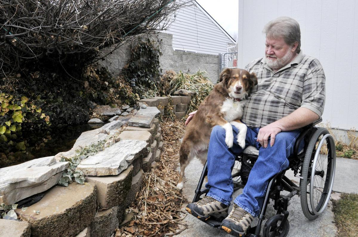 Burley man recounts his life 46 years after band crash that injured 17