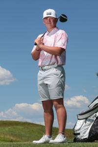 GOLF: All-Area Boys Golfer of the Year is Ashton McArthur of Madison