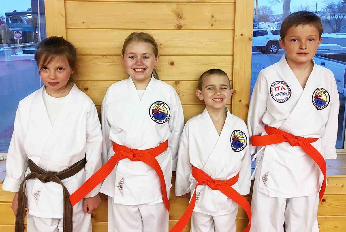 Academy promotes 4 after testing