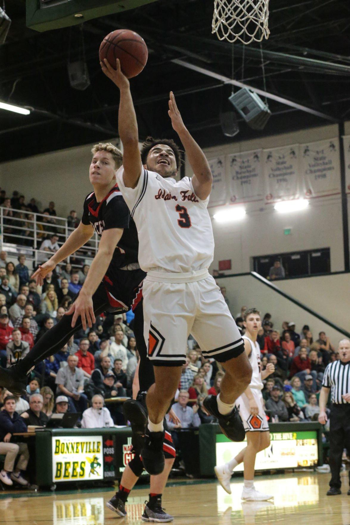 Idaho Falls wins 4A district boys basketball title ...