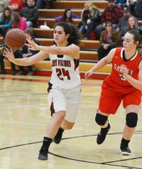 Lady Vikings earn win against Oakley