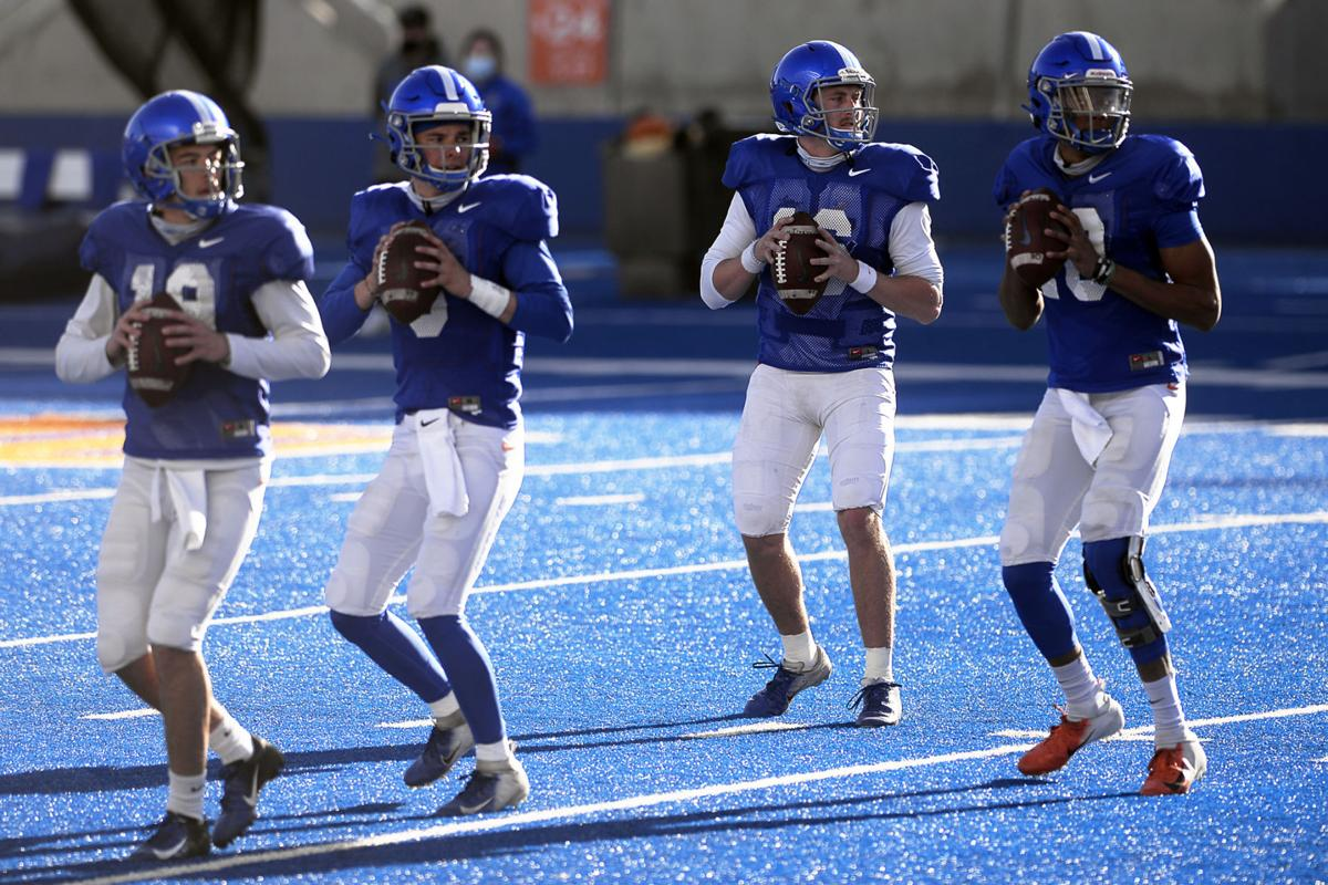 Spring game will be a little bit of normalcy for Boise State football