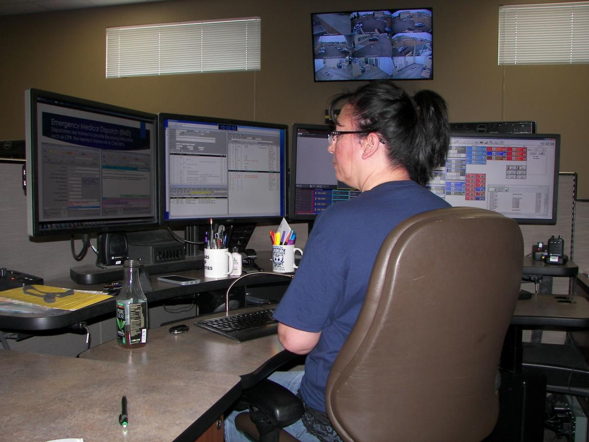 Dispatchers find work stressful, rewarding
