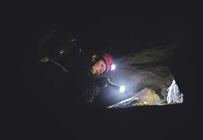 Dubois cave mystery