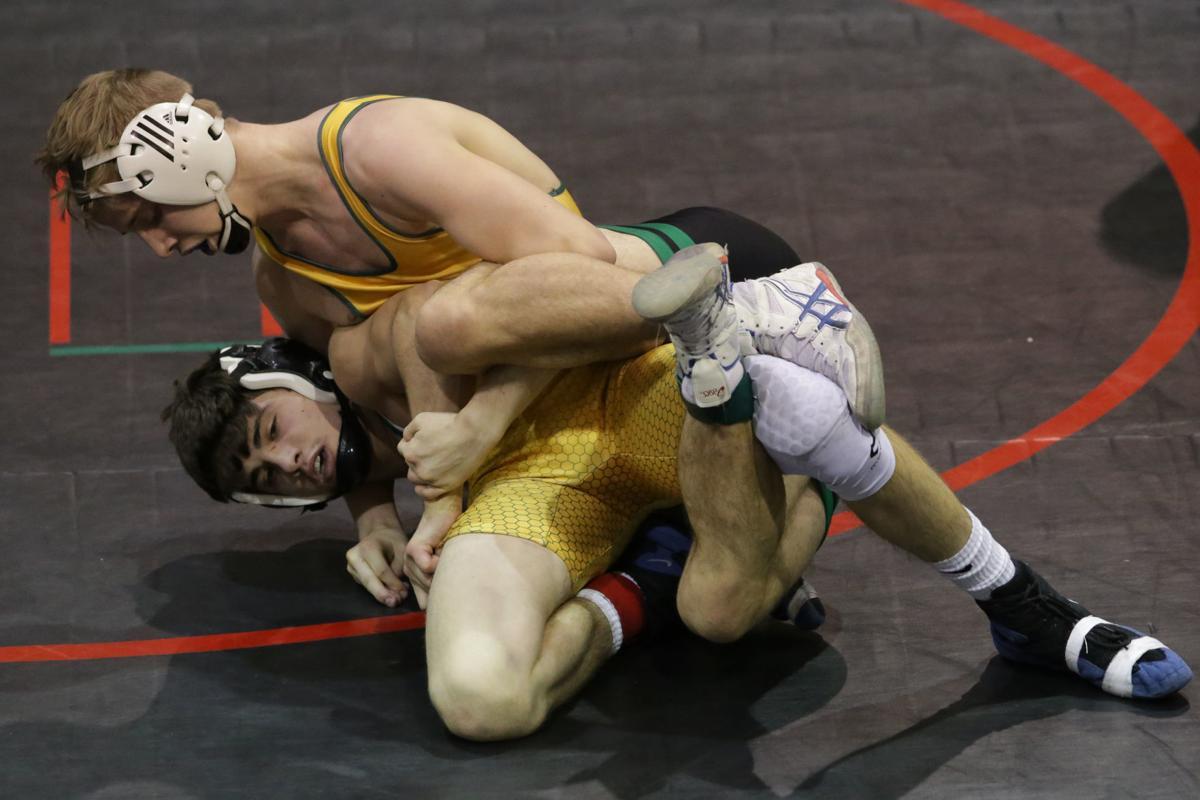 4A District 6 wrestling tournament
