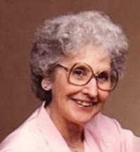 Betty Van Dolzer
