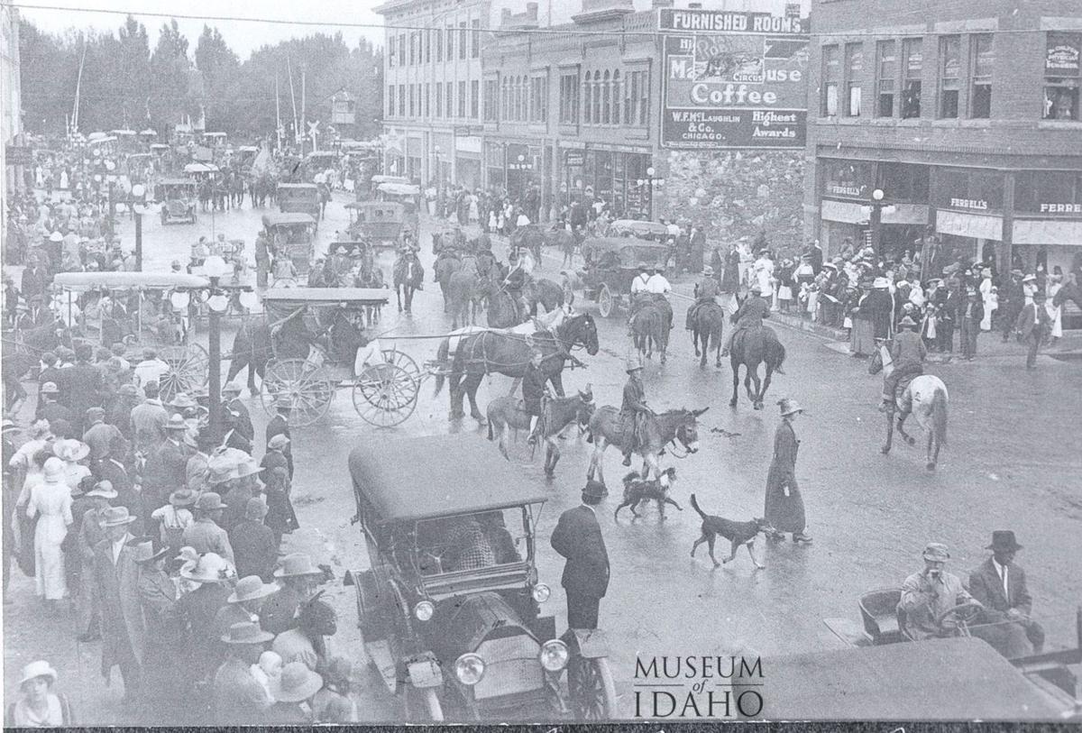 Idaho Falls historical photos