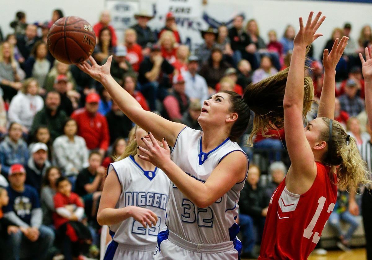 Sugar-Salem vs Skyview girls basketball