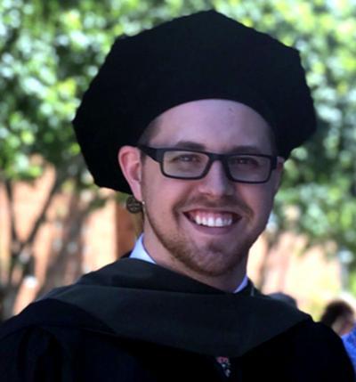 Radford earns doctoral degree in pharmacy