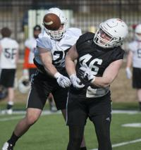 Defense early, offense late in ISU's second spring football scrimmage