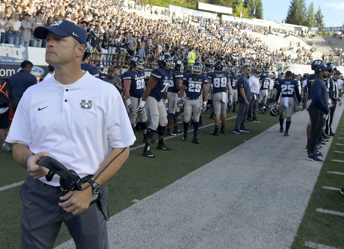 Bye week came at great time for Utah State