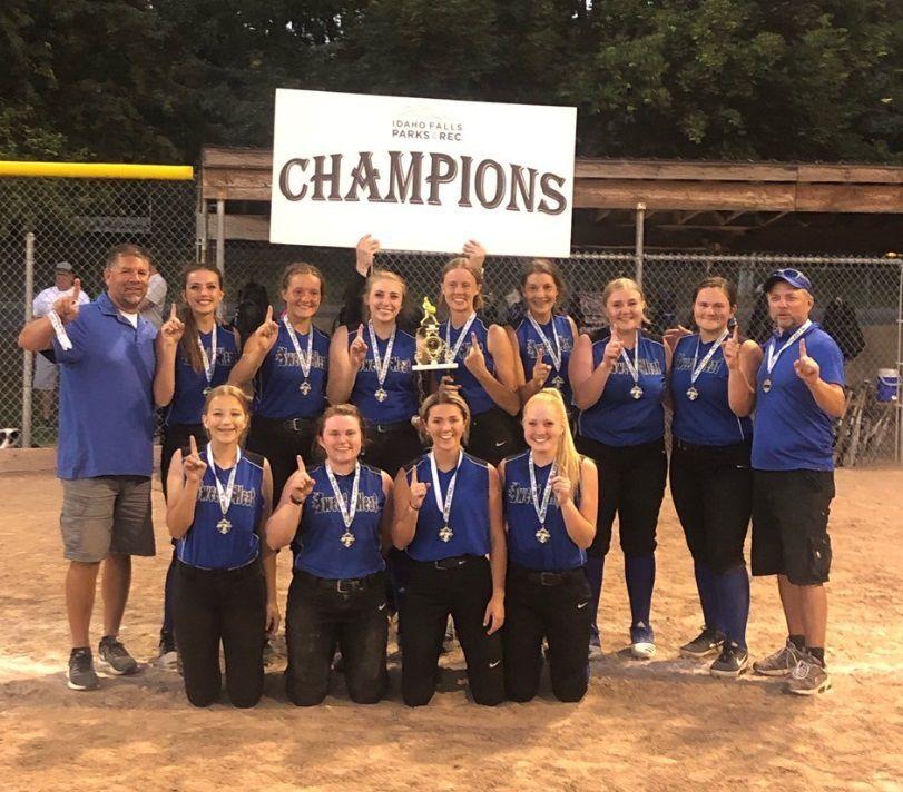 SweetHeat wins Diamond Class softball tournament