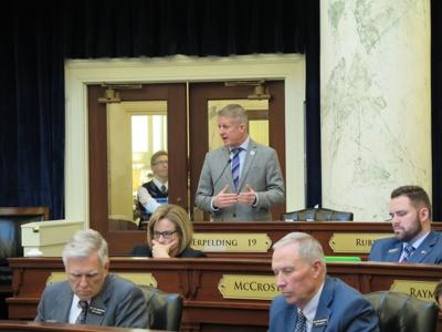 Mat Erpelding House PTSD bill 2-28-19