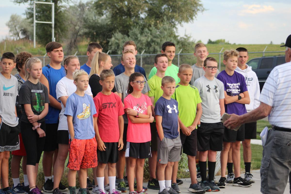 SPORTS PREVIEW - CROSS COUNTRY - SNAKE RIVER