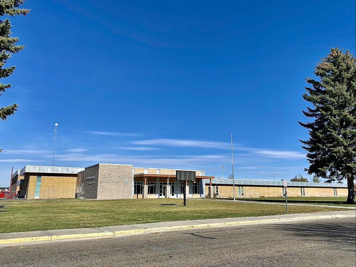Harwood aims to provide resources to students, community members