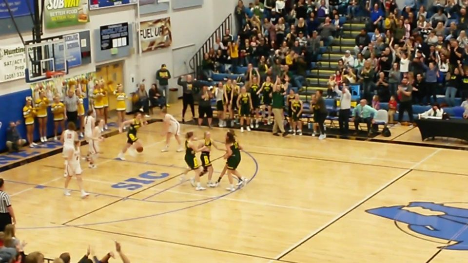 Bonneville girls roll past Sandpoint, will play defending champ Century for 4A state title