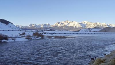 Sawtooth Valley-Water Diversions