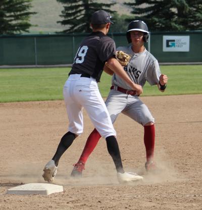 Broncos sweep Twin Falls in Legion AA baseball