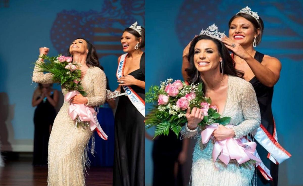 Menan woman crowned Mrs. Idaho America