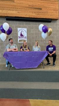 Rigby's Kenadee French signs with College of Idaho women's basketball