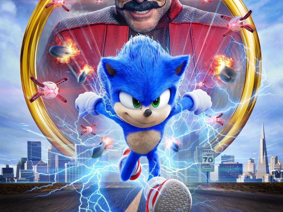 Sonic The Hedgehog Looks Like A Keeper Postregister Com