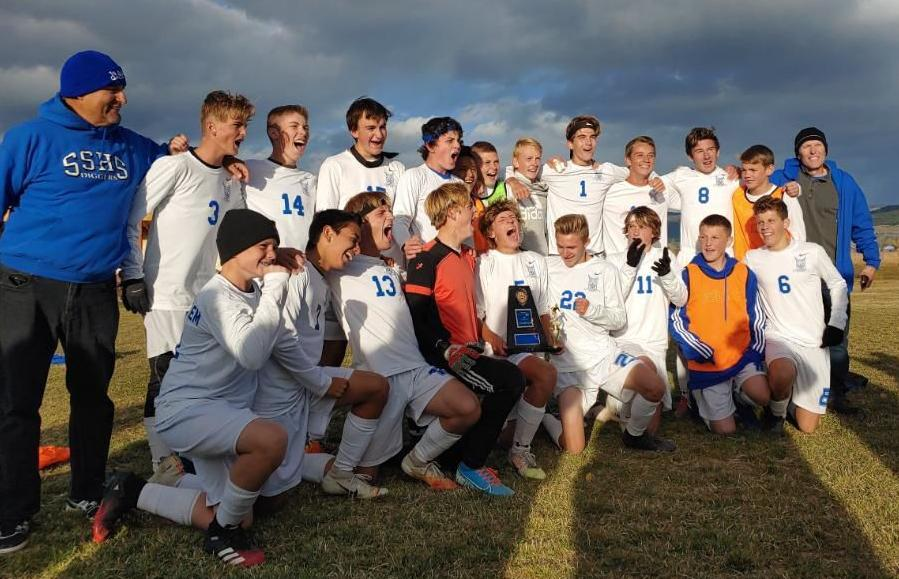 SOCCER: Sugar-Salem boys take home fourth straight district title