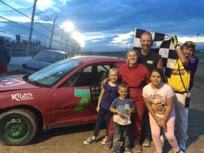 Dani Beebe, Rising Star Driver at Atomic Motor Raceway