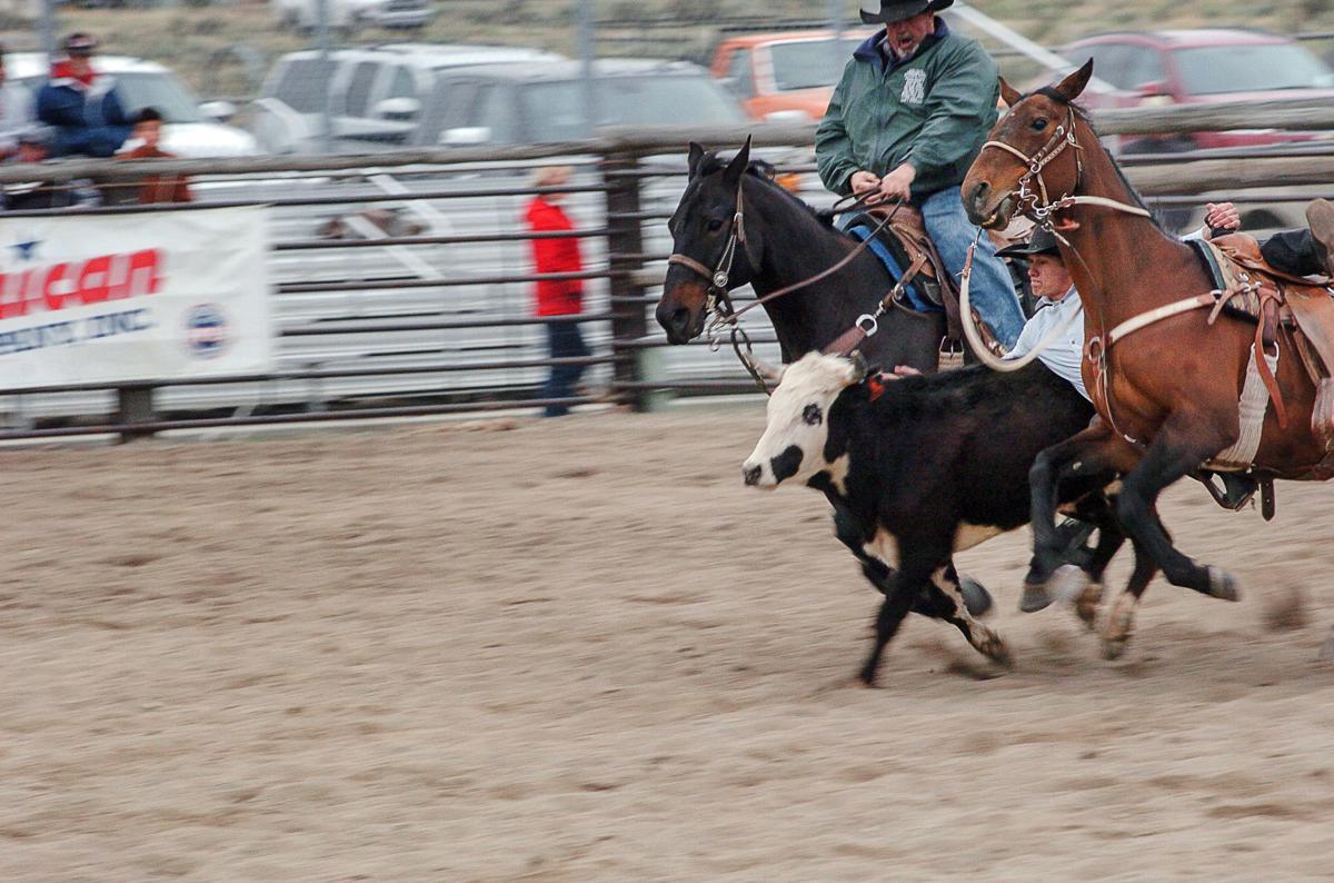 Challis High School hosts rodeo