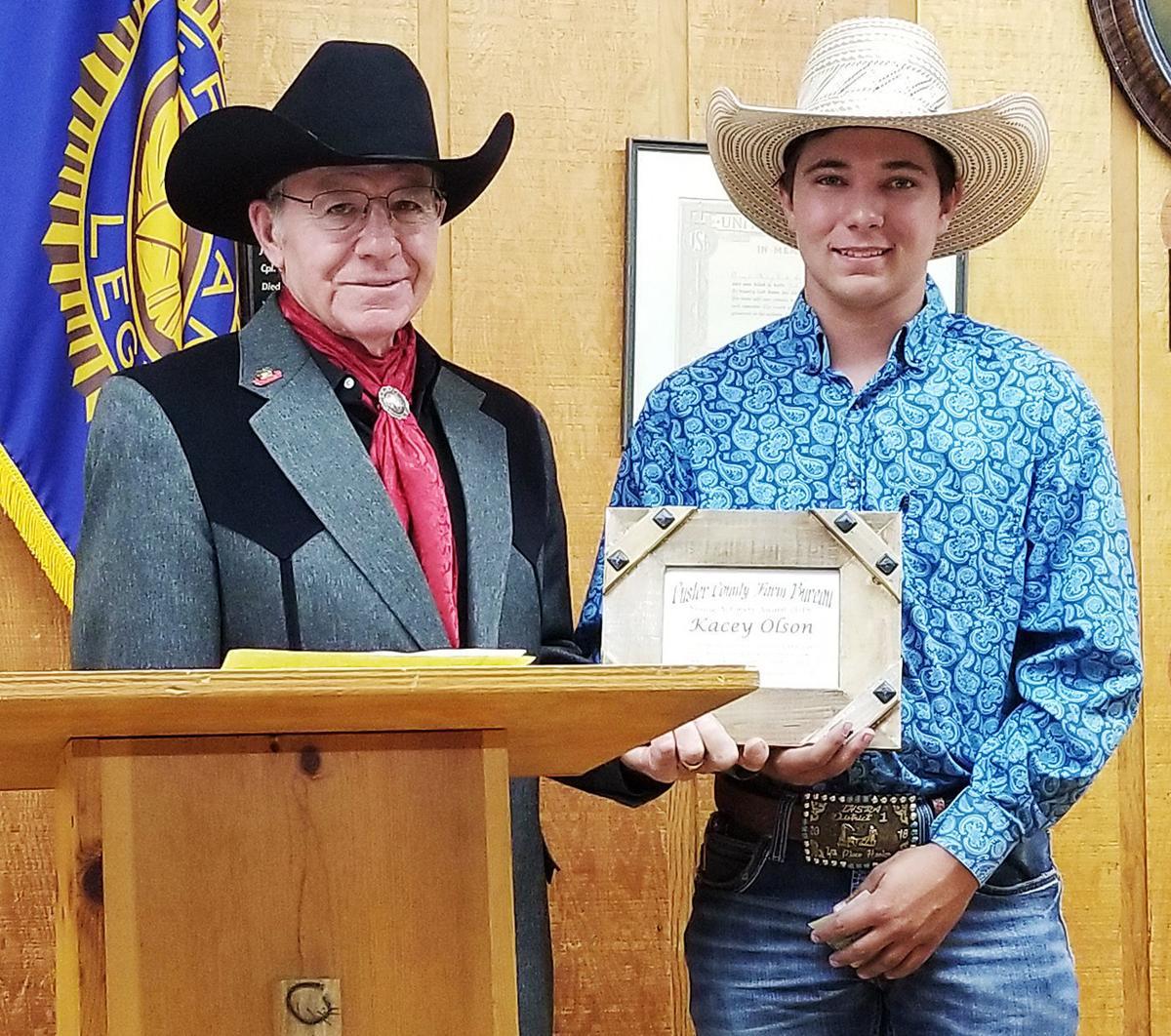 CHS senior honored by Farm Bureau