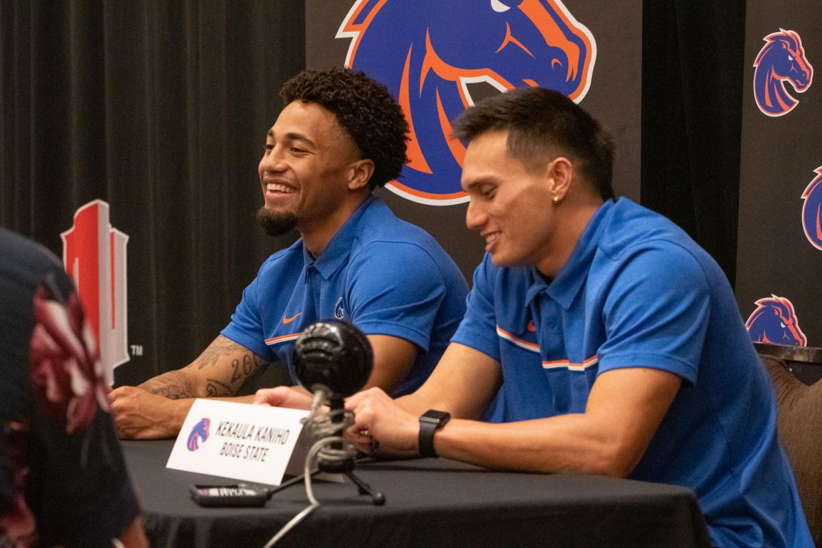 Boise State knows preseason hype means nothing