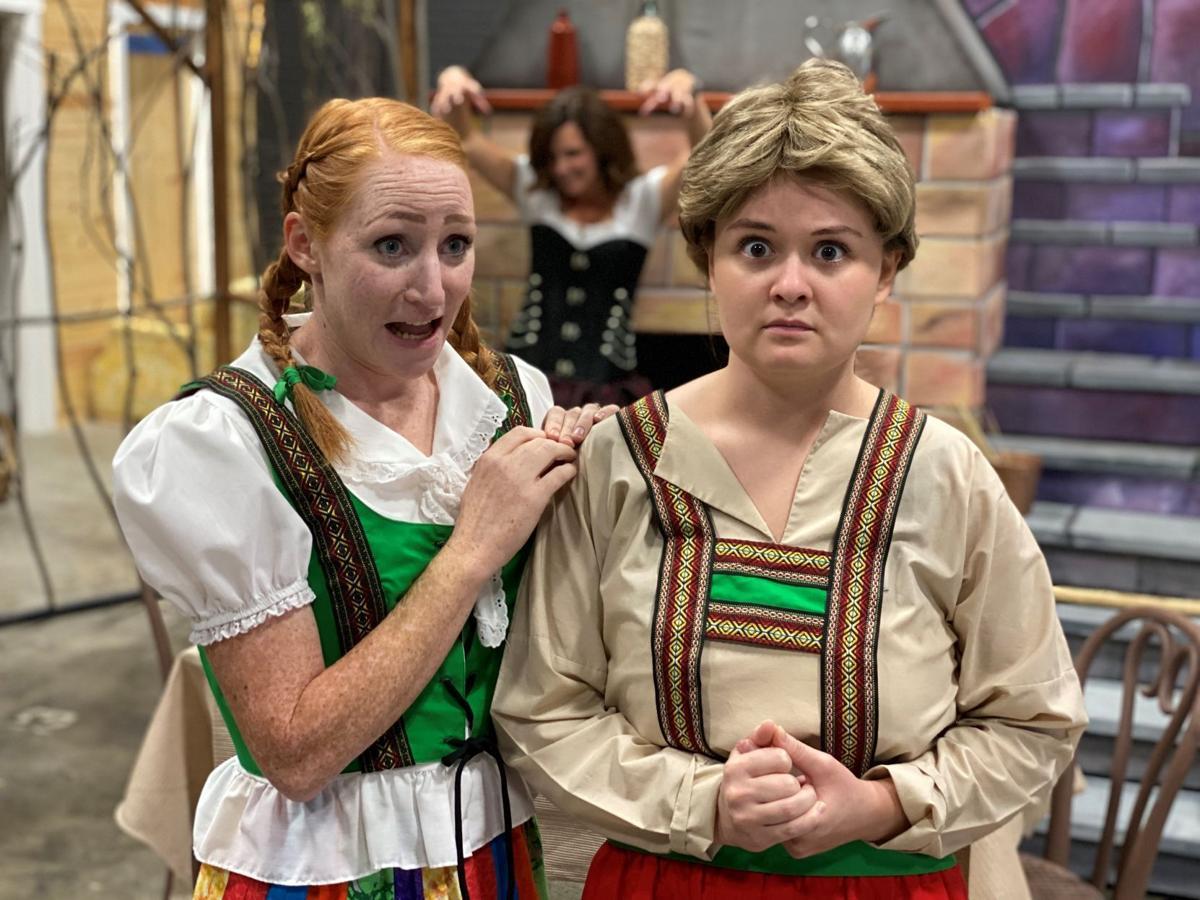 Hansel & Gretel 1