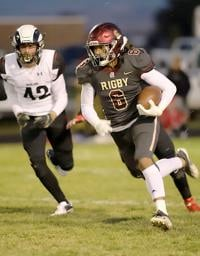 HIGH SCHOOL FOOTBALL: Rigby dismantles Highland, 44-21, moving the Trojans into prime postseason position