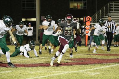 A 20-game winning streak: Rigby's football team makes it to the finals