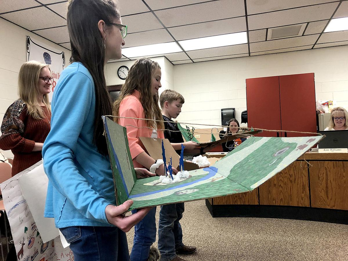 Students share Yellowstone experiences