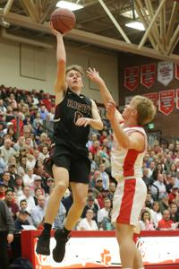Madison holds off rival Rigby to earn 5A District 5-6 boys basketball title